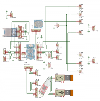 Схема №1, часть первая