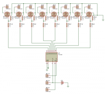 Схема №1, часть вторая