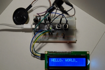 SOS in Morse Code from Arduino Mega - YouTube