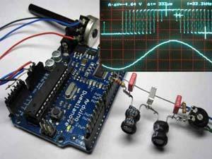 DDS-генератор на Arduino