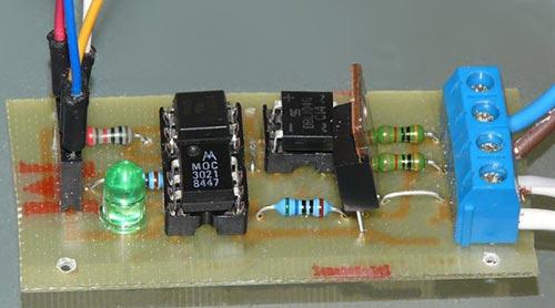 Подобным способом можно сделать схему для смешивания RGB светодиодов.  Это также возможно с текущей схемой.