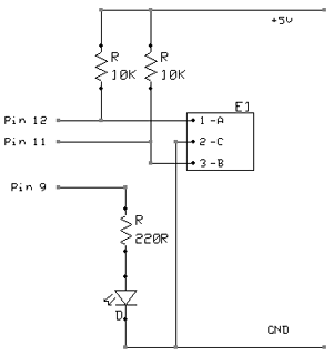 Arduino UNO Энкодер