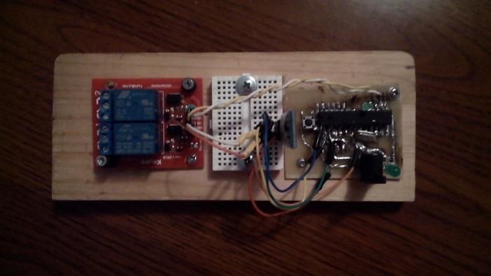 Dust Modem Arduino