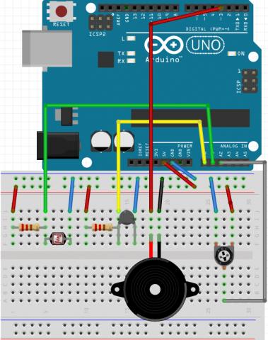 Arduino due проекты