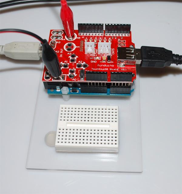 Arduino Midi shield controller DIY - e-licktronic