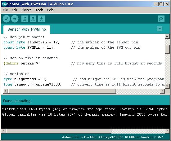 Загрузка программы в микроконтроллер без bootloader-а
