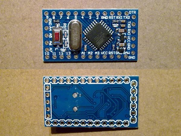 Отладочная плата Arduino Pro Mini