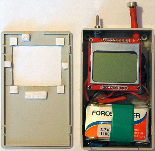 Выводы MLX90614 сенсора и