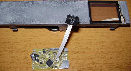 Встраиваем бортовой компьютер в ВАЗ 2115