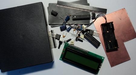 ... компьютер на AVR микроконтроллере