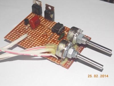 Полевой транзистор практически любой ...