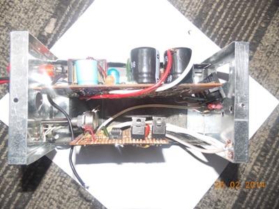 ШИМ - регулятор построен на таймере 555 ...