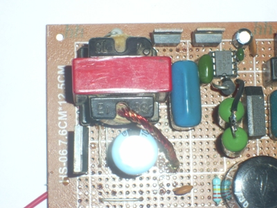 Ограничительный резистор 47К брать с ...