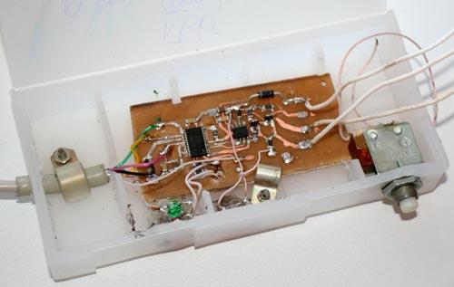 Фото собранного USB K-L-Line