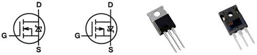 MOSFET транзисторы