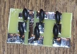 Блок термисторов