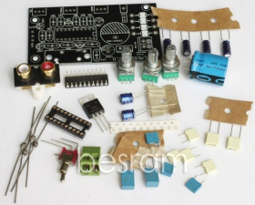 Конструктор - темброблок на LM1036