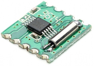 FM-модуль RDA5807M