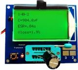 Тестер ESR, полупроводников, резисторов, индуктивностей