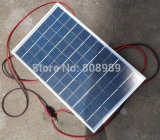 Солнечная панель 10Вт 12В поликристаллическая