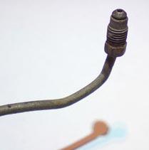 Трубка тормозной системы