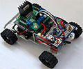 Arduino RC car (Android control via Bluetooth)