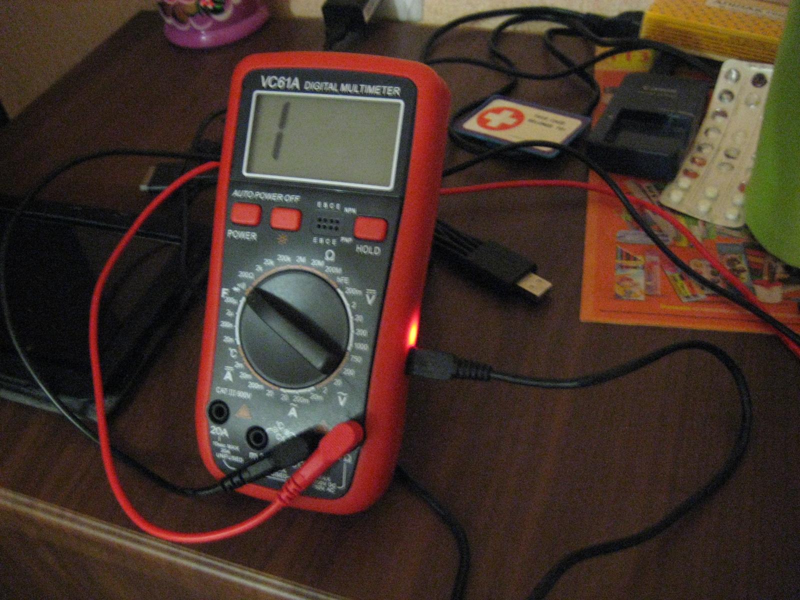 Как сделать из мультиметра металлоискатель