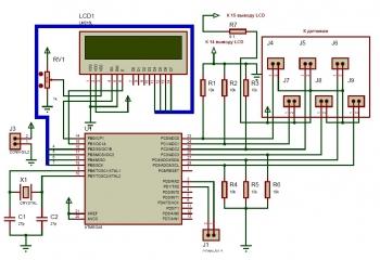 Микроконтроллеры avr своими руками 135
