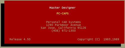 Работать с PCAD удобно использую VC.