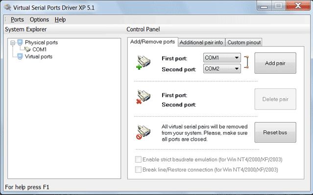 Программа Для Изменения Com Порта
