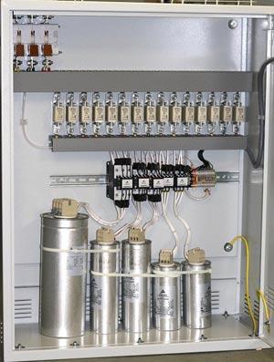 Автоматическая конденсаторная установка АКУ-0.4-80-20-УХЛ3 IP31.