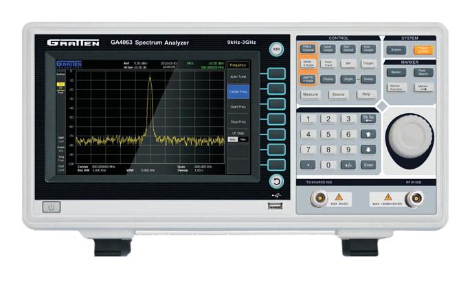 Анализатор спектра GA4063