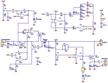 Принципиальная схема контроллера солнечной энергии