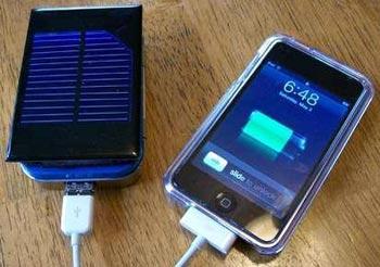 принципиальная схема солнечной батареи