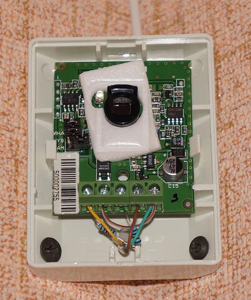 Пассивный ИК-датчик движения Астра-6