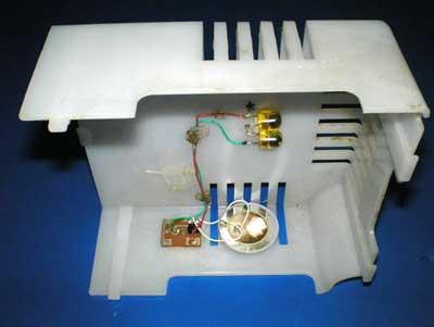 Сигнализатор Открытая дверь холодильника.  Фото сигнализатора.