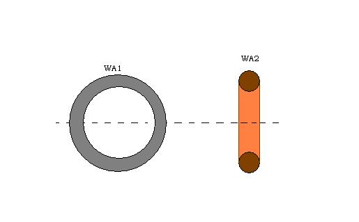 В таком варианте детектор можно применять как металлоискатель.  Если надо примерно проследить проводку в стене...