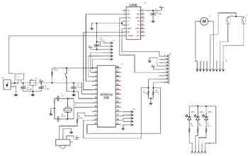 Шторы с электроприводом и пультом дистанционного управления.  Схема штор с электроприводом.