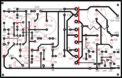 Регуляторы тока, скорости и
