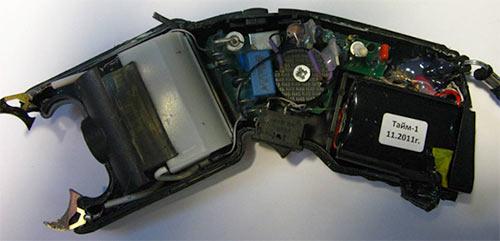 Каракурт электрошокер