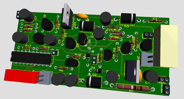 По сути, предложенная схема является контроллером свинцового аккумулятора с ограничением максимального тока.