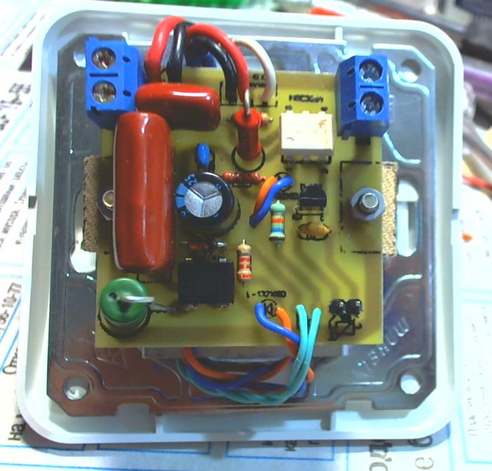Терморегулятор для тёплого пола своими руками