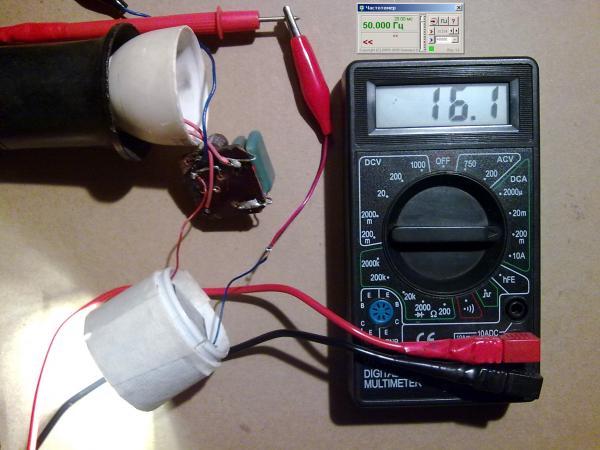 Постоянный ток через светодиодную матрицу