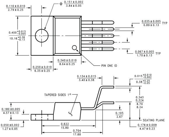 Корпус 5TO-220