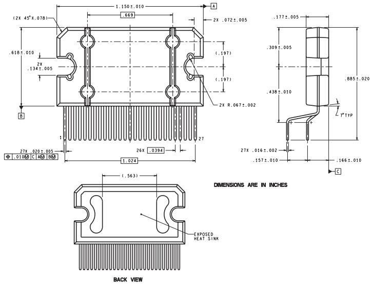 Корпус 27TO-220