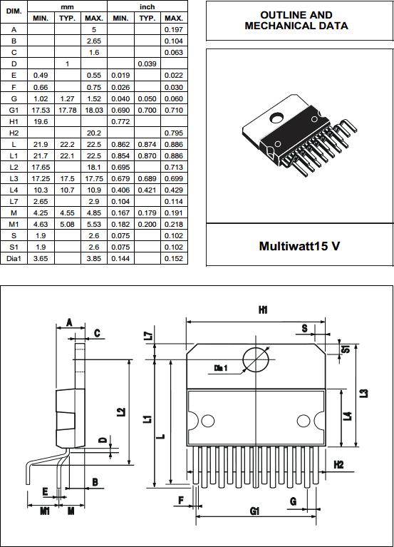 Корпус MW 15L
