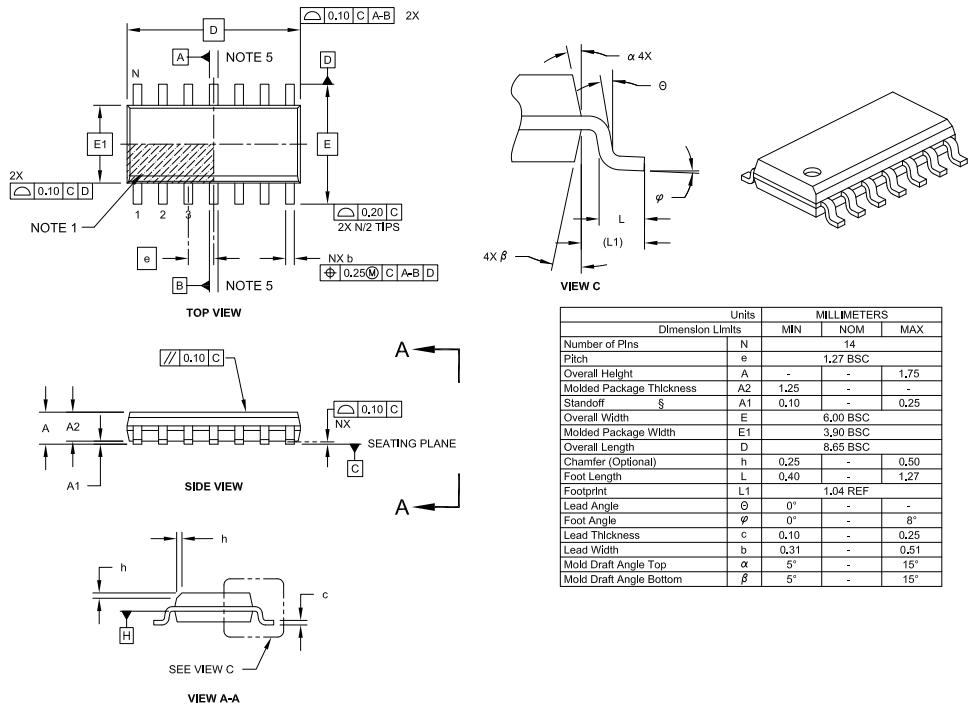 Корпус 20/SOIC 300mil