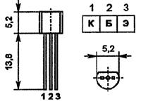 Корпус КТ3107