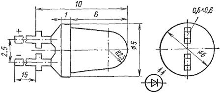 Корпус АЛ307АМ