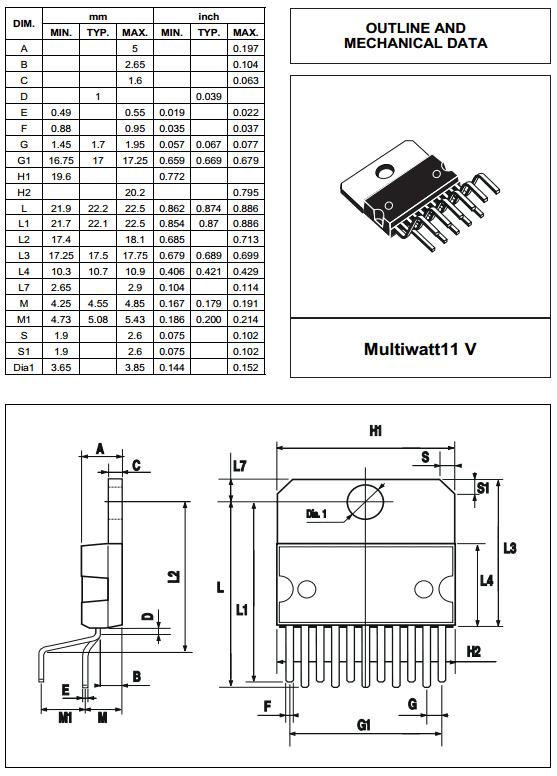 Корпус MW 11L